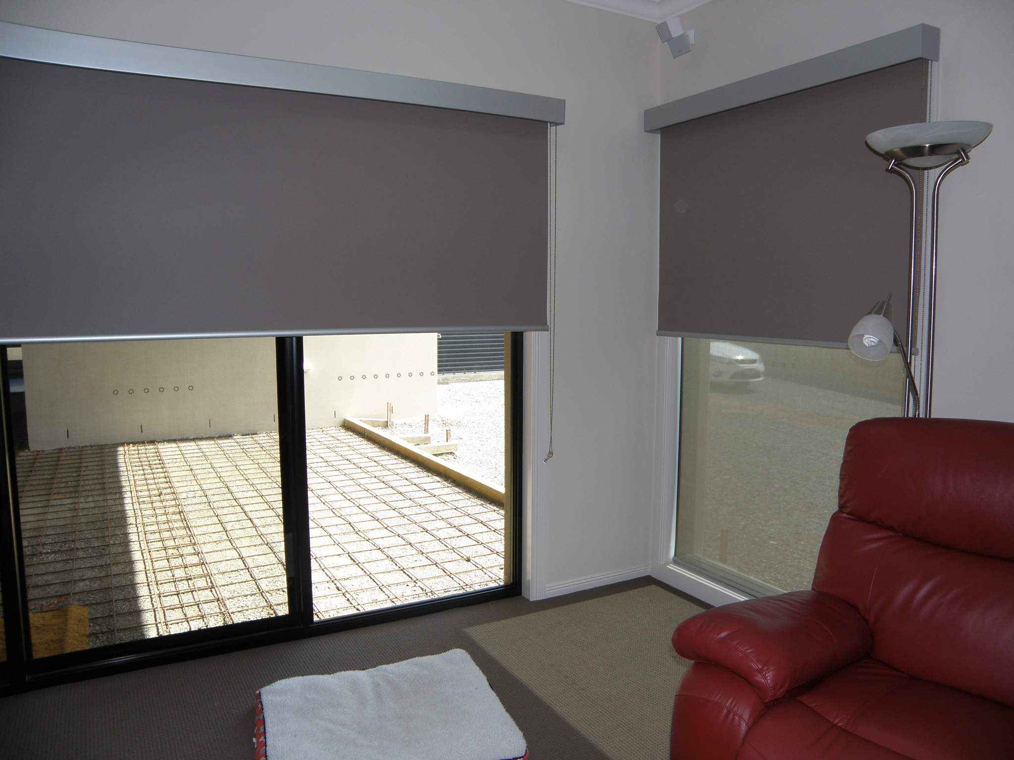 A Roller Blinds Into Blinds