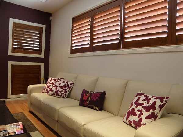 Timber Plantation Shutters Into Blinds