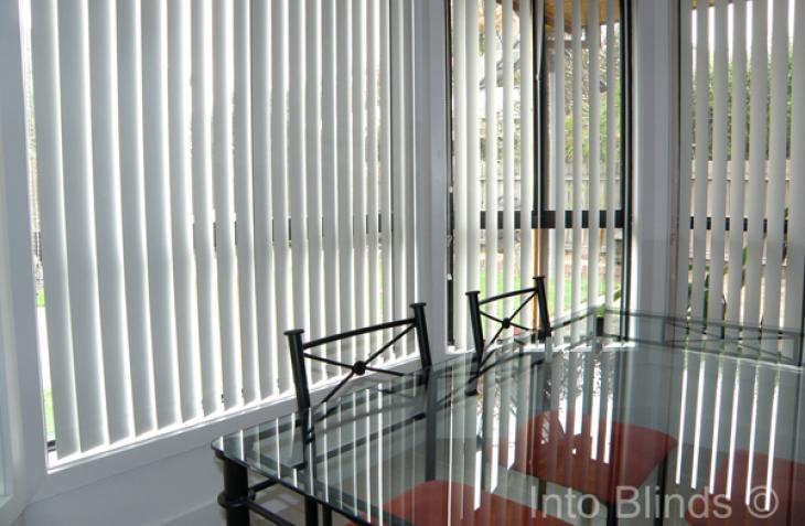 Veritcal Blinds Block out