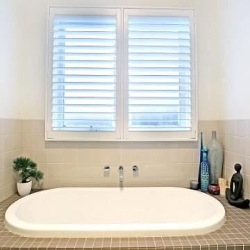 Plantation shutters melbourne indoor window shutters cost prices into blinds for Window shutters interior prices