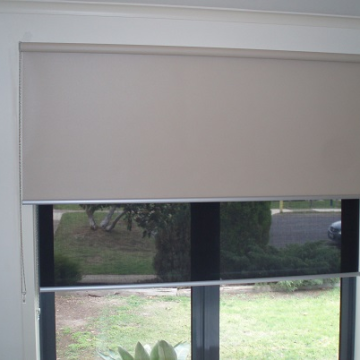 Roller Blinds Blockout Blinds SunScreens & Double Blinds ...