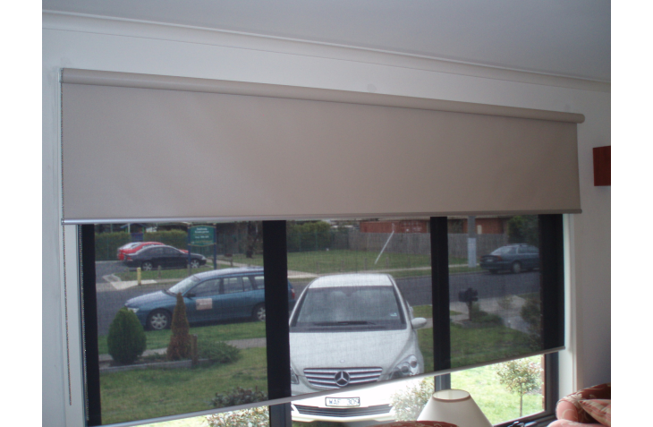 Roller Blinds That Look Like Space : Holland blinds blackout roller screens light filter