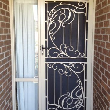 Security Doors Melbourne Panther Protect For Safety And