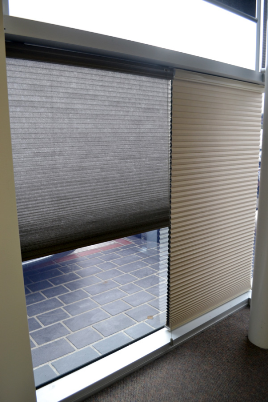 thermal shade honeycomb blinds shades cellular