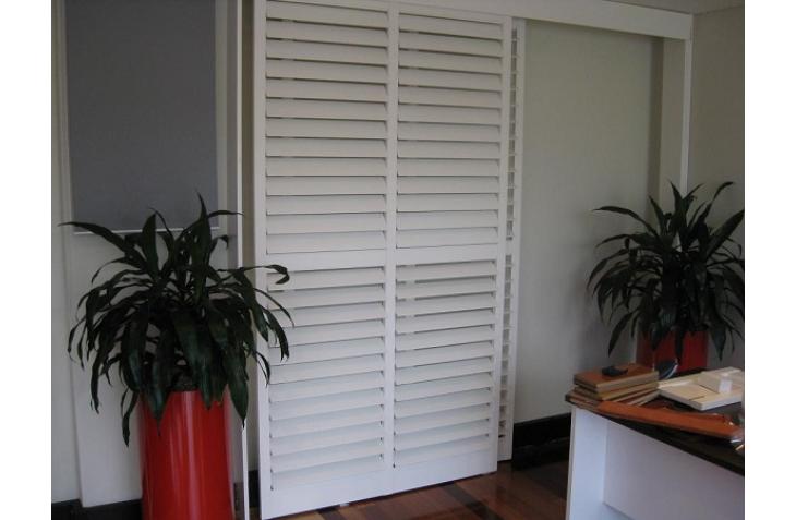 Sliding Doors Plantation Shutters Into Blinds Melbourne