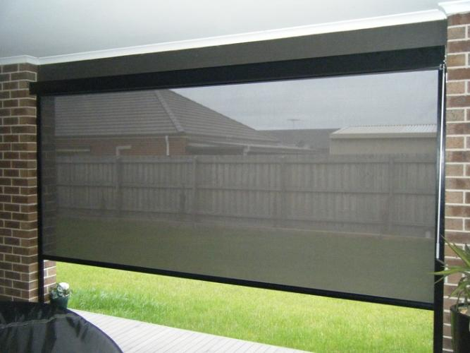 Ziptrak 174 Cafe Blinds Patio Blinds Bistro Blinds Outdoor