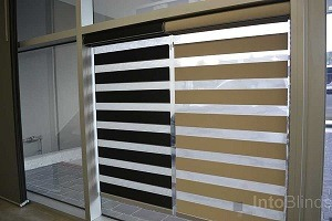 Twin Blinds Online