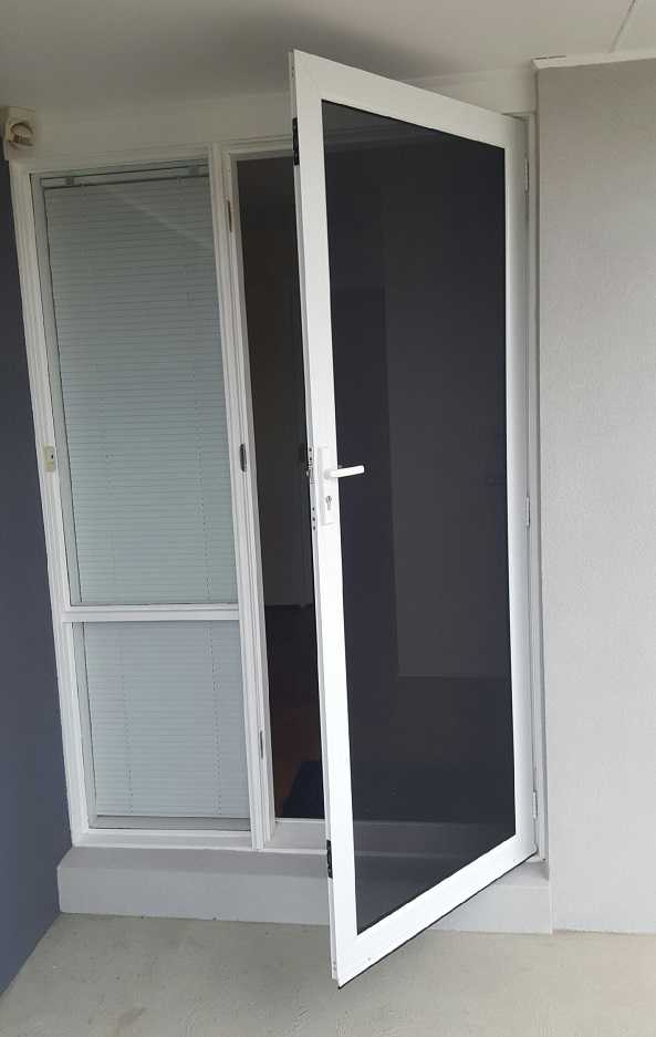 Fly Screen Doors Melbourne Sliding And Hinged Fly Doors