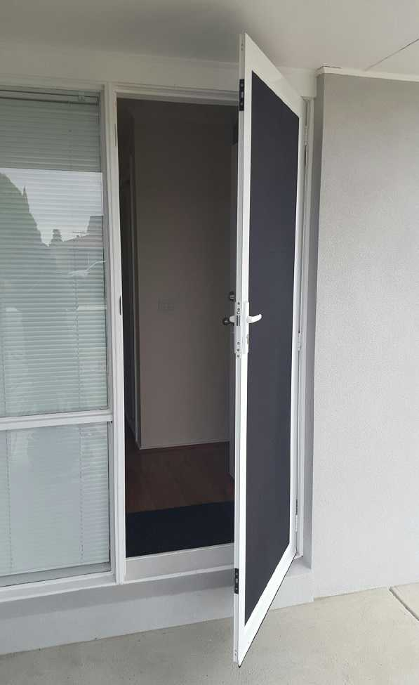 Panther Protect Security Doors Into Blinds Melbourne