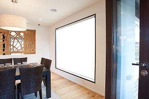 Roller Screens provide you with a clear view