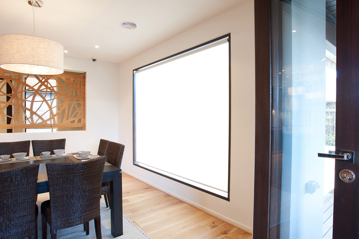 kian cacao rollerblind roller finishing product x shop blinds touches